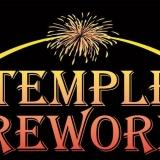 Temple Fireworks