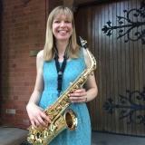 Becky Deans Wedding Saxophonist