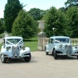 Traction Wedding Cars