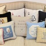 wedding present cushions