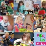 Pop Up Play Village
