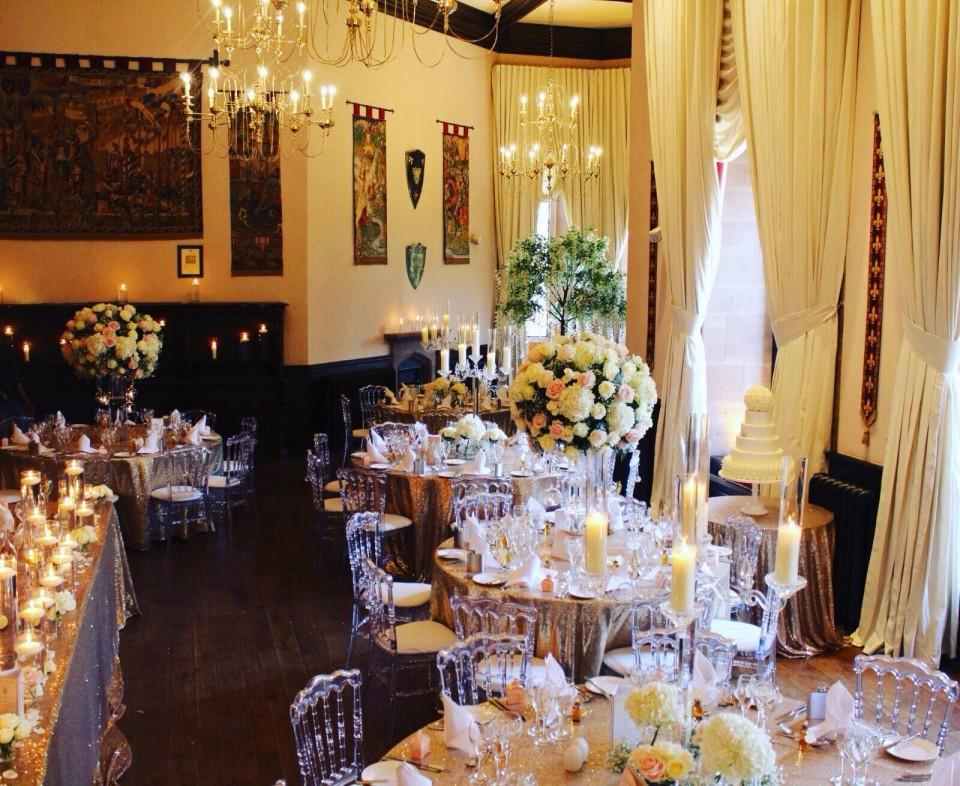 Looking for high quality styling for your event? Check out our profile or visit our website at http://www.luxuryeventsgroup.co.uk/ Limited dates remaining for 2017 & 2018.