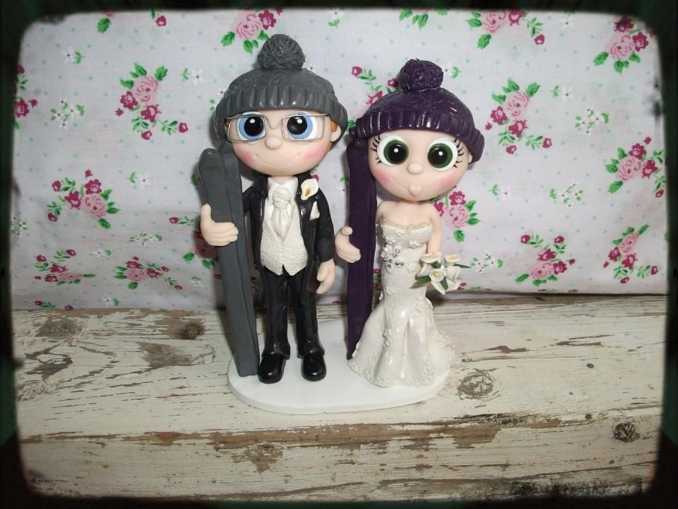 weddingtoppersskis