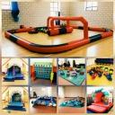 Bouncy Castles, Soft Play, Didi Car etc.