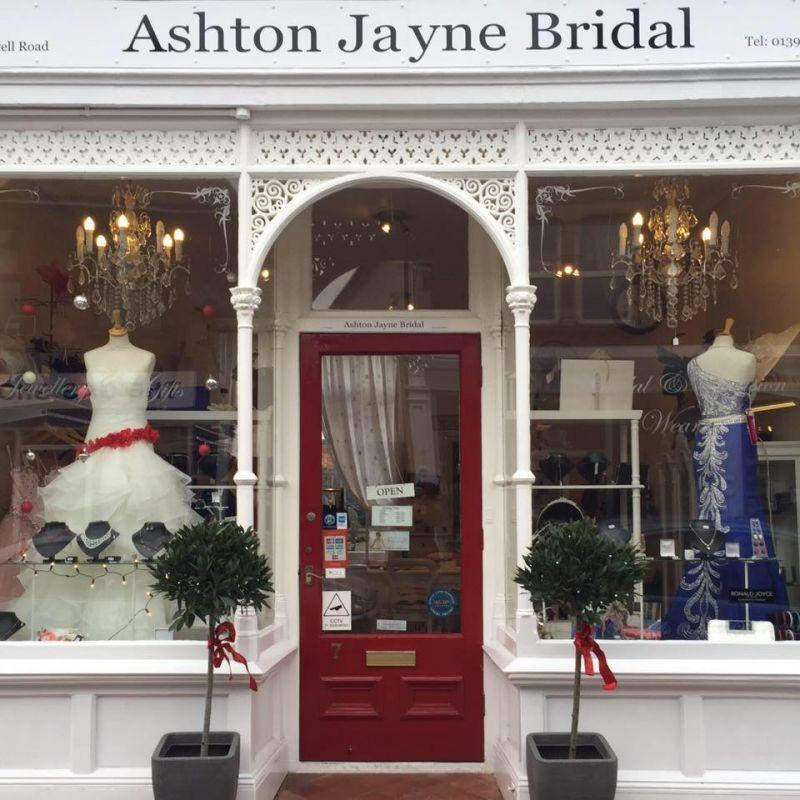 Ashton Jayne Bridal