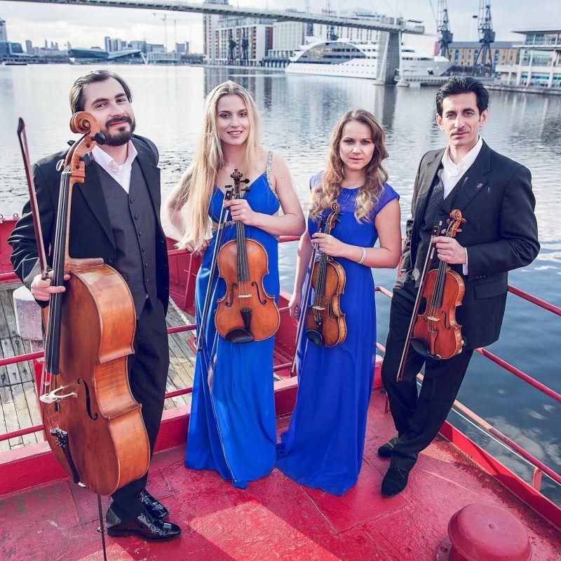 Giardino Strings - Wedding Musicians