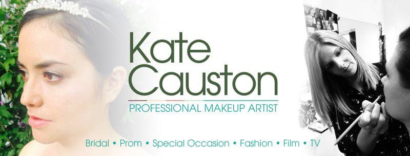 Kate Causton Makeup Artist