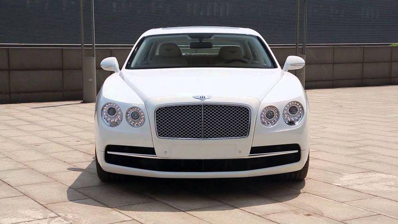 Hire A Bentley