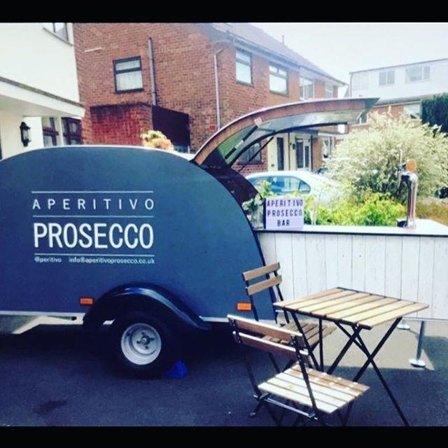 Aperitivo - Travelling Prosecco Bar
