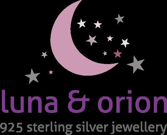 Luna & Orion - Sterling Silver Jewellery