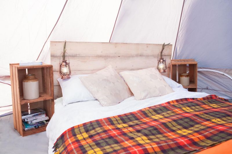 Ysella Bell Tent Hire