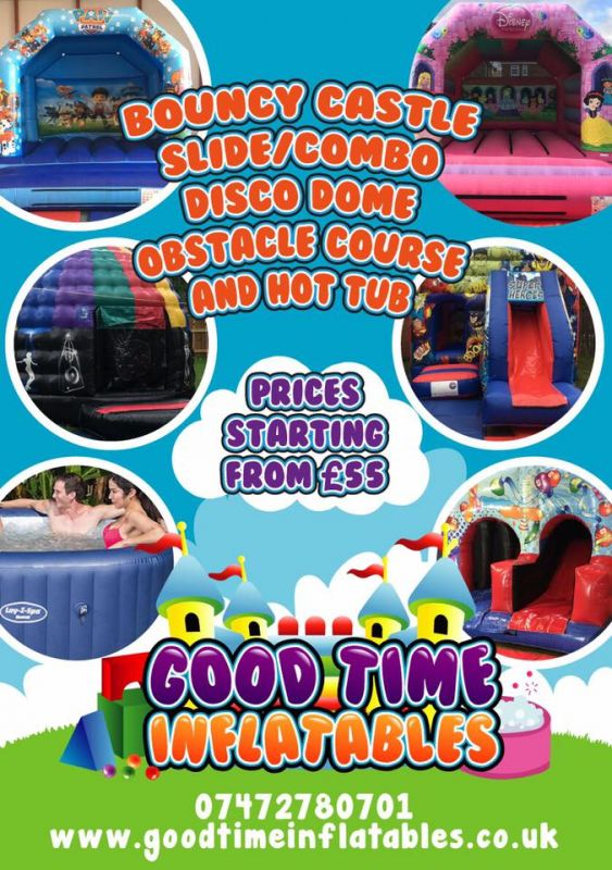 Good Time Inflatables