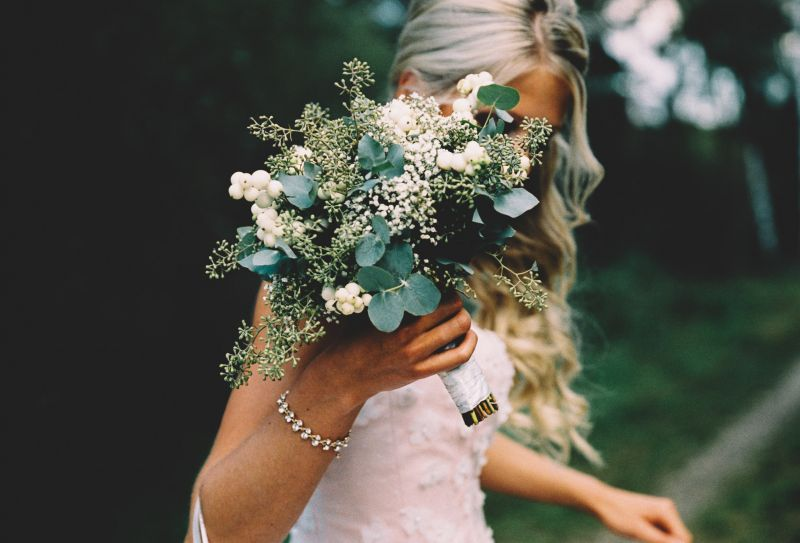 Flowers and Vows