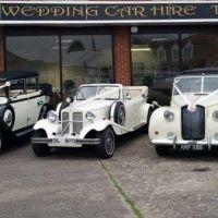 Marlows wedding car hire