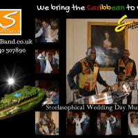 Steelasophical Caribbean Steel Band