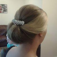 Kerry Wedding Hair