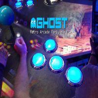 Ghost Retro Arcade Hire