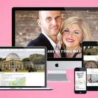 Simple Wedding Websites