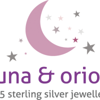 Luna & Orion - Sterling Silver Jewellery