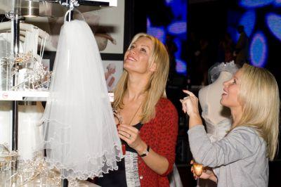 Denise Van Outen at the National Wedding Show