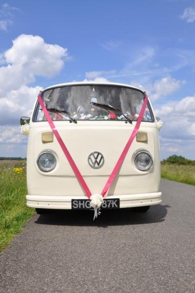Buttercup Bus VW Camper Hire London