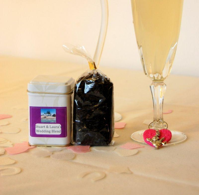 Loose Tea Wedding Favours