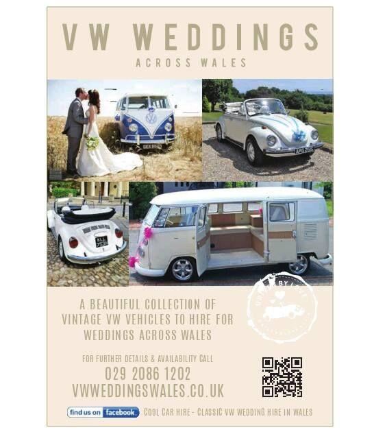 VW Weddings Wales