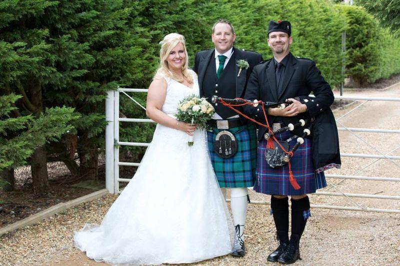 Scottish Pipers For Hire