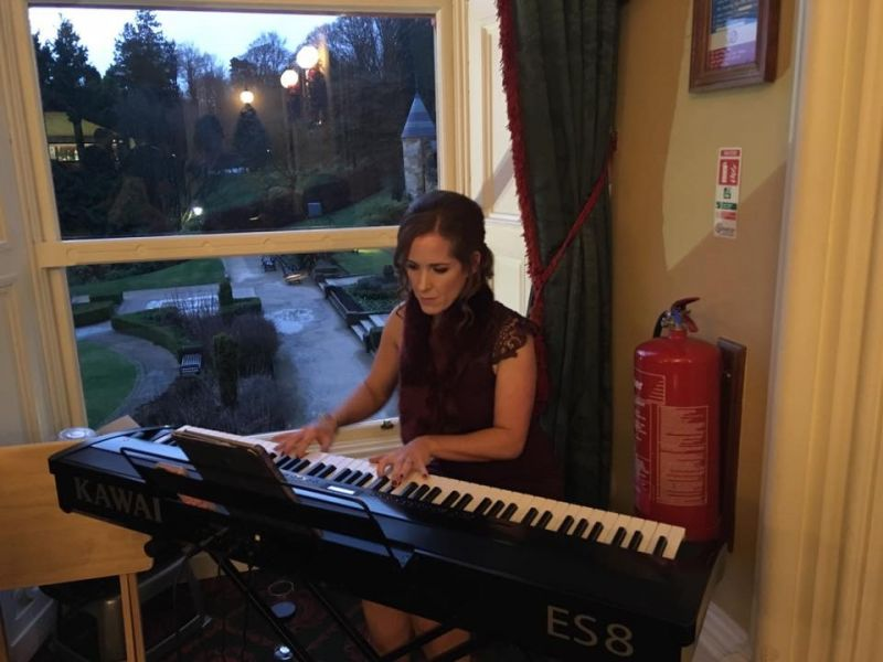 Janine Kinnear Piano