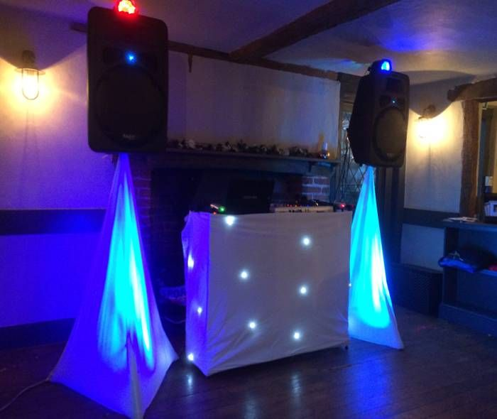 Sound Of Music Mobile Disco DJ Hire Agency