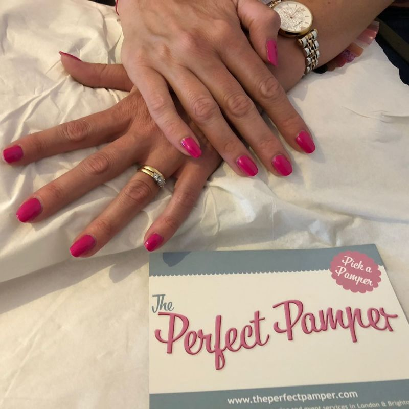 The Perfect Pamper