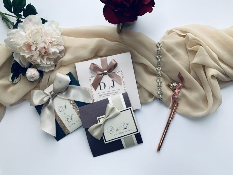 Mrs Peony Wedding Stationery & Gifts