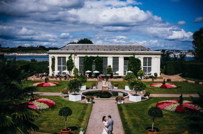 The Orangery, Mount Edgcumbe