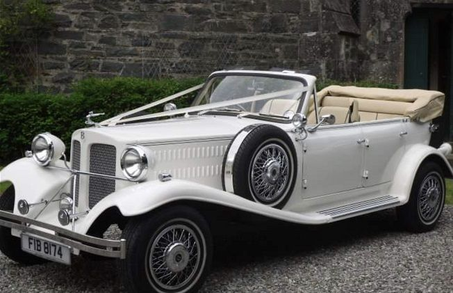 Beauford hire-Love Wedding Car Hire