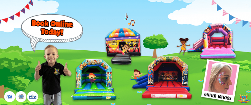 about2bounce inflatable hire