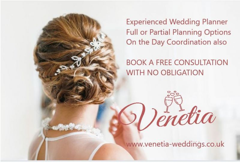 Venetia Wedding and Special Events Planner