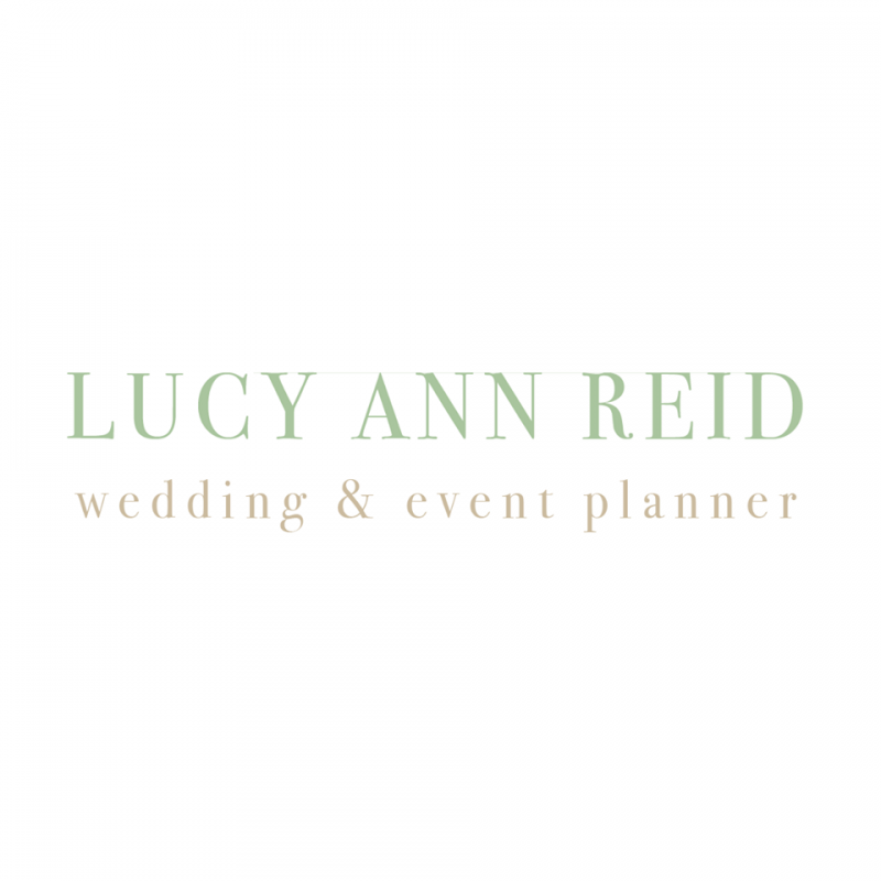 Lucy Ann Reid wedding & event planner