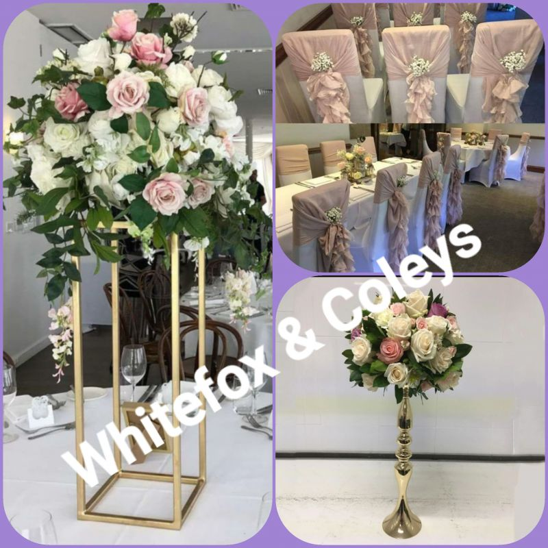 whitefox & coleys wedding & event services west yorkshire