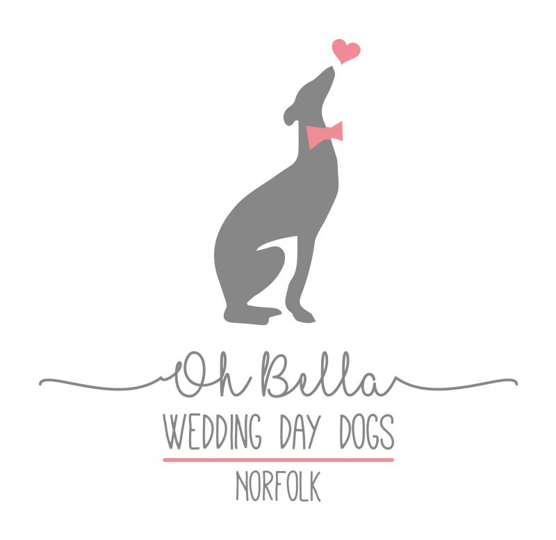 Oh Bella Wedding Day Dogs